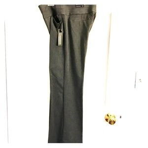 Express gray dress pants